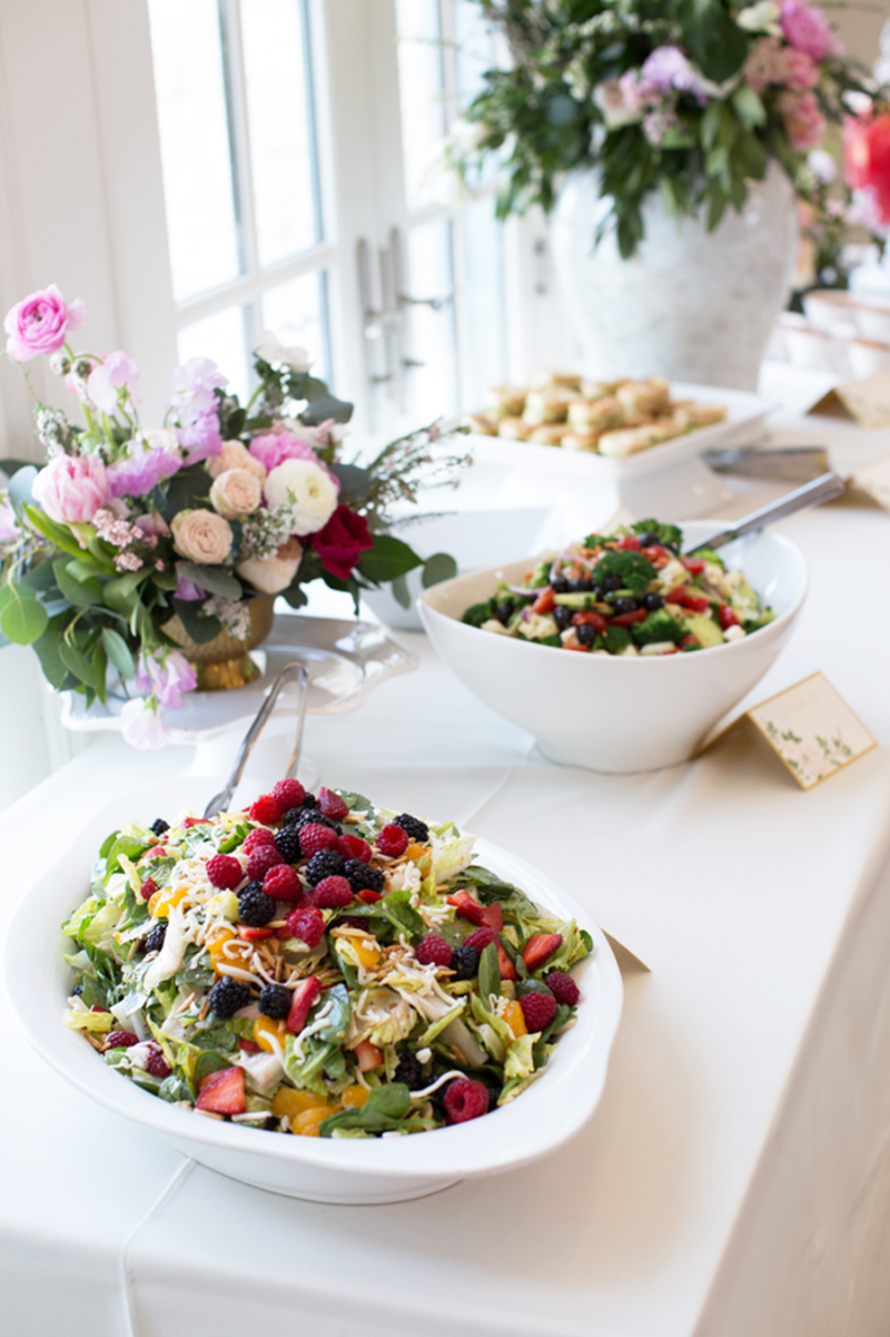 spring-time-wedding-menu-ideas