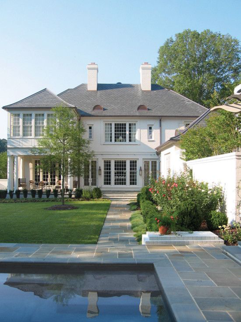 Home inspiration ivory lane for Bluestone homes