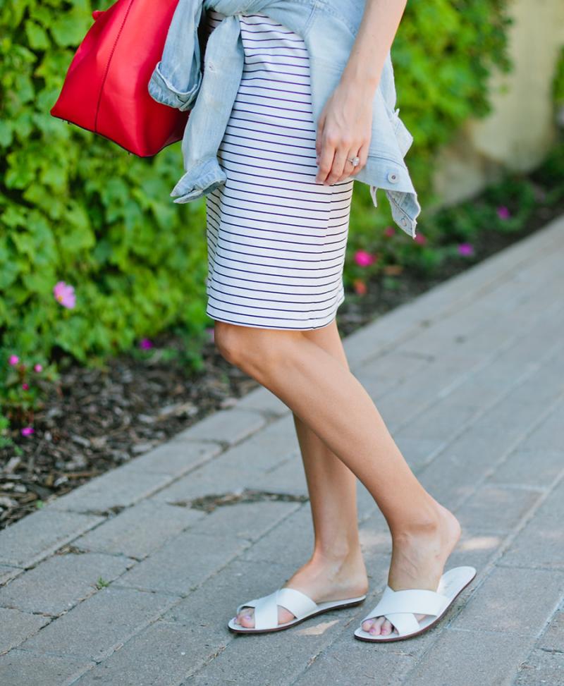 striped-dress-summer
