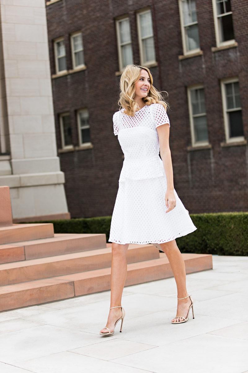 white-peplum-dress-ivorylane