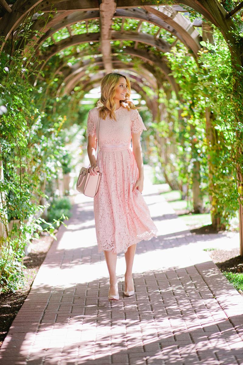 asos-pink-lace-midi-dress