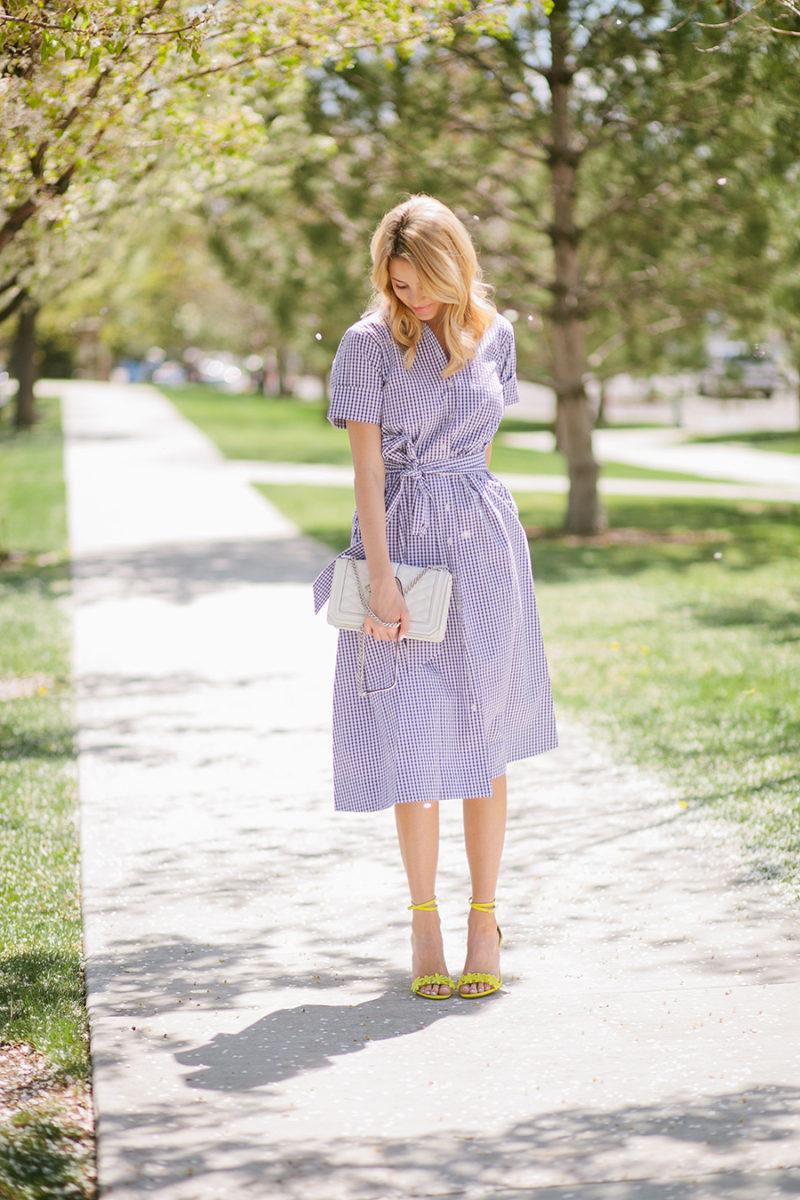 gingham-summer-dress