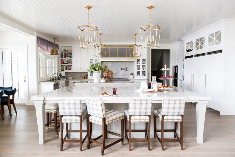 Merveilleux ... Ivorylane Kitchen Hometour ...