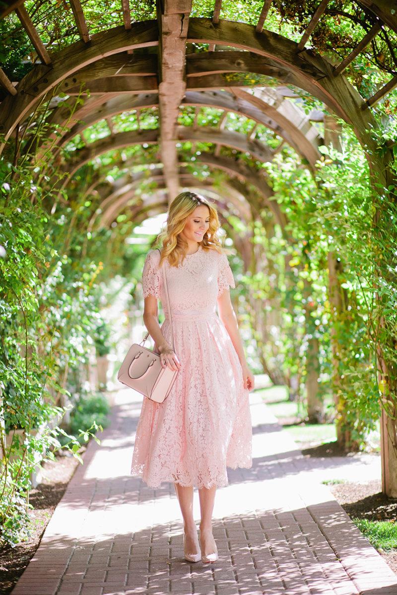 pink-lace-dress-ivorylane
