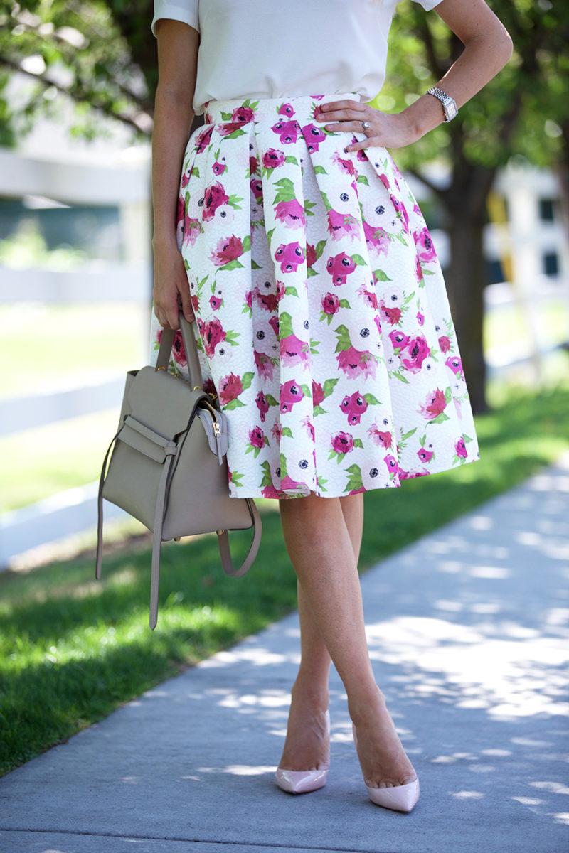 rachelparcell-floralskirt