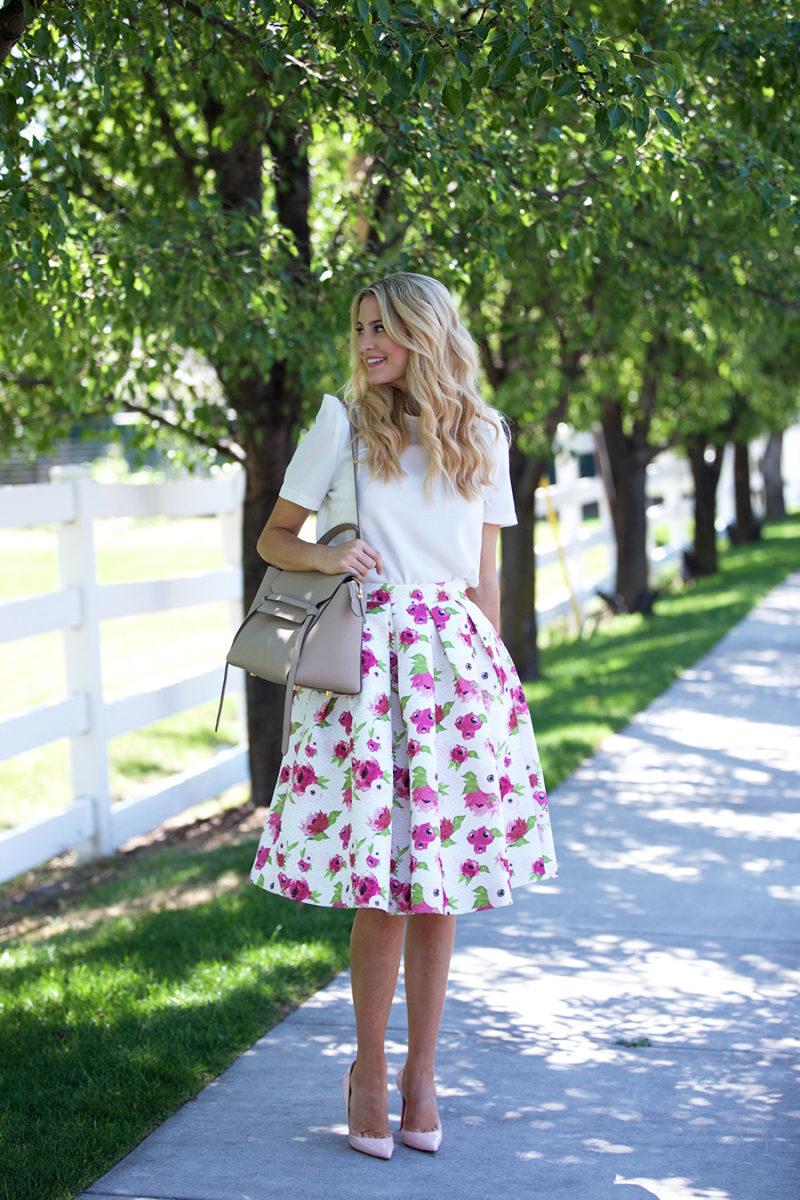 rachelparcell-skirt-floral