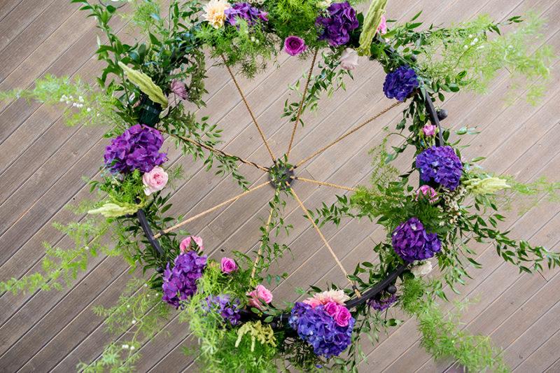 flowers-chandeleir-pinterest