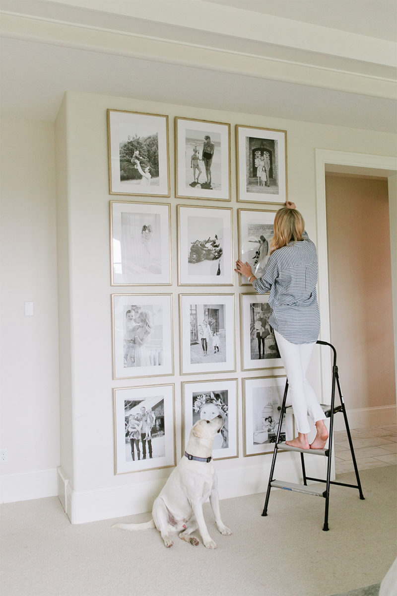 At Home with Framebridge – Ivory Lane