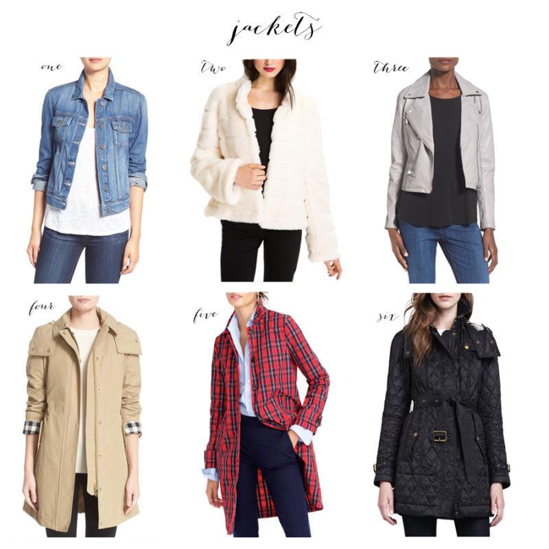 jackets-use