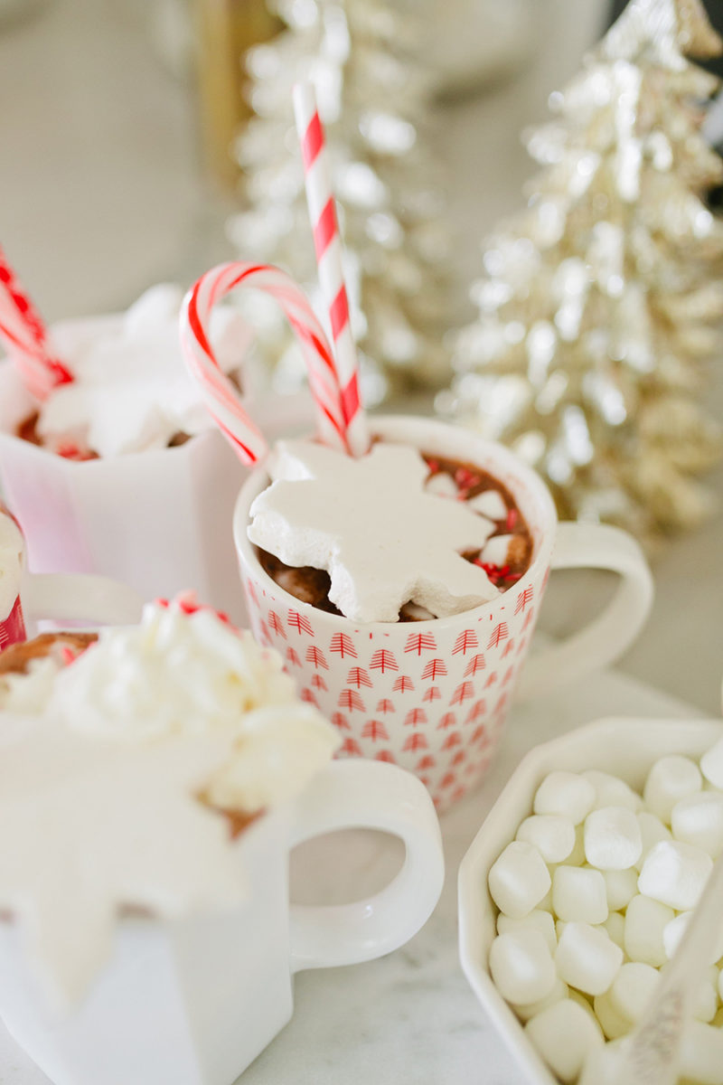 Hot Chocolate Bar – Ivory Lane