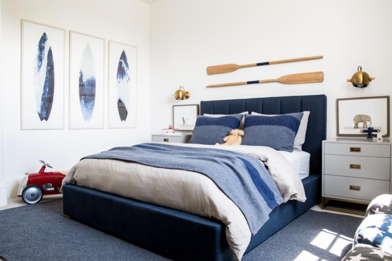 teen boy bedroom paint